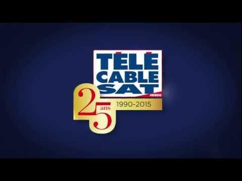 Xxx Mp4 Télécâble Sat Hebdo Fête Ses 25 Ans Avec Cendrine Dominguez 3gp Sex