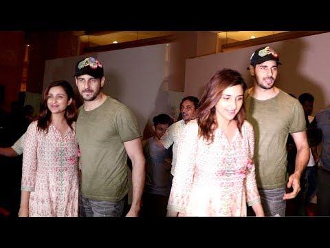 Xxx Mp4 Sidharth Malhotra CAUGHT With New Gf Parineeti Chopra After Ex Alia Bhatt Left Him For Ranbir Kapoor 3gp Sex