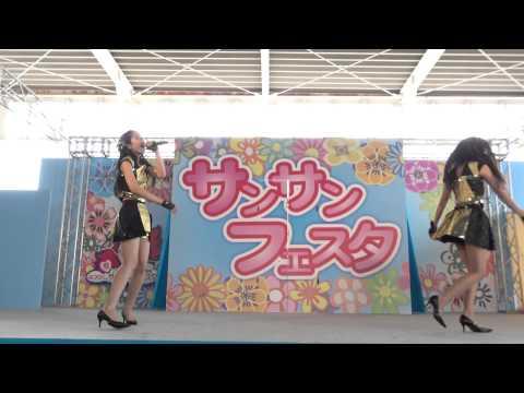 nozomiガールNEed in  みつびし愛サンサンフェスタ 4K 2015.05.23