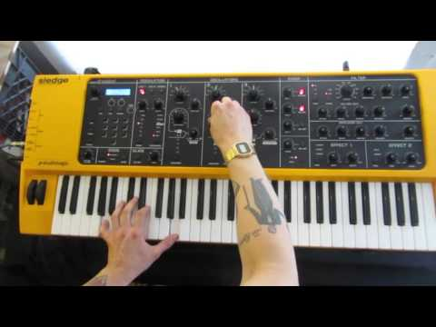 Xxx Mp4 Sound Test Sledge StudioLogic Waldorf Polyphonic Synth 3gp Sex