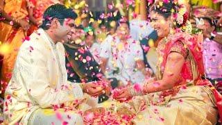 Best Indian Telugu Cinematic Wedding   HEMANTH + TEJASWI   Wedding Film