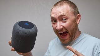 The Best Smart Speaker?? Apple HomePod Review
