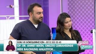 Op. Dr. Ahmet Bekin - Beyaz Tv Sağlık Zamanı
