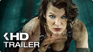 RESIDENT EVIL 6 Trailer German Deutsch (2017)