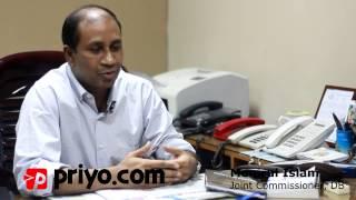Priyo Talk: Monirul Islam
