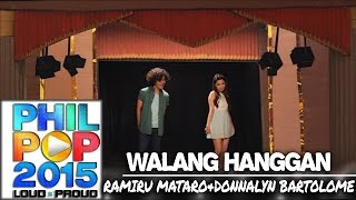 Donnalyn Bartolome and Ramiru Mataro - Walang Hanggan (Official Music Video) PHILPOP 2015