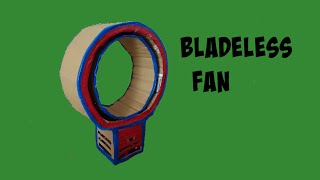 How to Make a Bladeless Fan - Dyson Fan