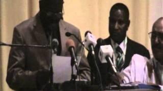 Représentant du parti de IBK du Mali