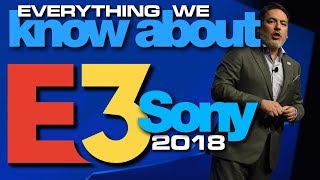 Sony Huge E3 2018 All Trailers & Games on PS4 - Colteastwood 4K60