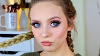 Chit Chat GRWM | Simple Holiday Look