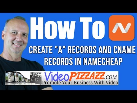 Xxx Mp4 Namecheap Creating A Records And CNAME Records In Advanced DNS Section 2016 3gp Sex