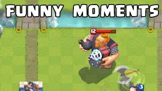 Clash Royale Most Funny Moments, Fails, Glitches, Trolls Compilation #8