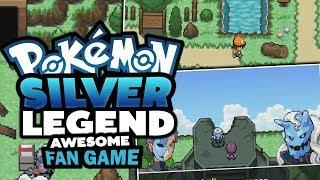 Pokemon Silver Legend - Pokemon Fan Game Review/Showcase (WE BACK AT IT!?)