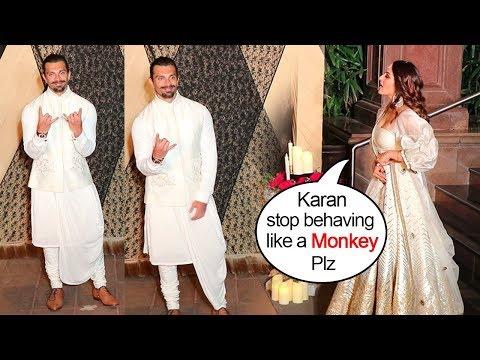 Xxx Mp4 Bipasha Basu Gets EMBARASSED Of Husband Karan Singh Grover S WEIRD Behaviour In Front Of Media 3gp Sex