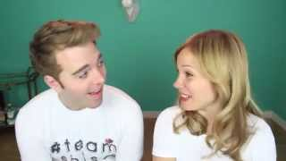 SHANE DAWSON & LISA SCHWARTZ - CUTEST MOMENT EVER!