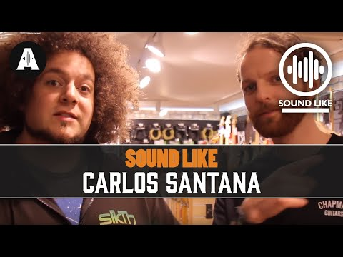 Sound Like Carlos Santana - Without Busting The Bank