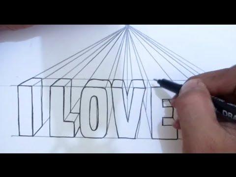 Xxx Mp4 Tutorial Cara Membuat Tulisan 3D Terlihat Rapi I Dhompy Graffiti I 3gp Sex