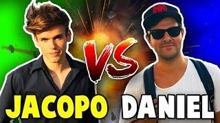 JACOPO VS DANIEL - CHALLENGE LEGGENDARIA - iPantellas