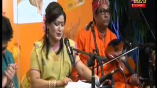 Sona bondhay ki dushay kandailo Bangla folk song singing by UK Bengali singer Hashi Rani