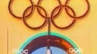 1984 LA Opening Ceremonies - Lighting of the Cauldron