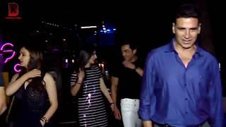 Akshay Kumar, Bobby Deol, Twinkle Khanna Arrives At YAUATCHA