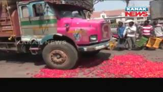 Tamato Issue At Keonjhar