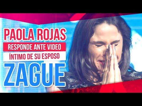 Xxx Mp4 ¡La Reacción De Paola Rojas Después De La Filtración De Video íntimo De Zague De Primera Mano 3gp Sex