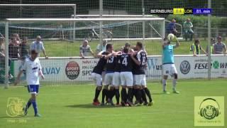 Askania Bernburg  - 1. FC Lok Leipzig 21. 05. 2016