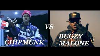 Chipmunk vs Bugzy Malone All The Sends !!!