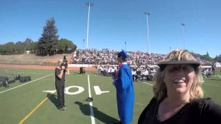 Irvington's Graduation 2015