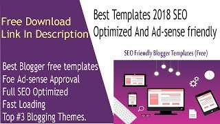 Best Blogger Templates for Ad sense Approval