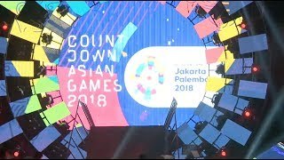 Indonesia Begins Countdown to 2018 Asian Games