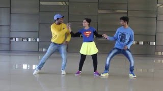Rom Rom Romantic Hai||Freestyle Choreography By||Dance Language Dance Company(DLDC)