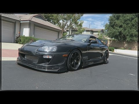 I GOT MY SUPRA BACK!