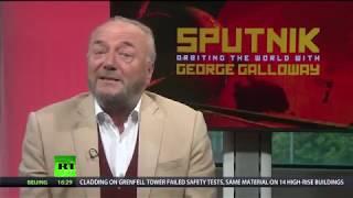 SPUTNIK 181: George Galloway Interviews Richard Burgon MP & Steve Norris