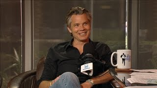 """Actor Timothy Olyphant of Netflix's """"Santa Clarita Diet"""" Joins The RE Show in Studio - 3/13/17"""