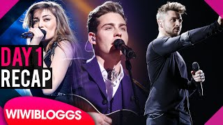 Eurovision 2016: First rehearsals winners & losers  Day 1 (Review) | wiwibloggs