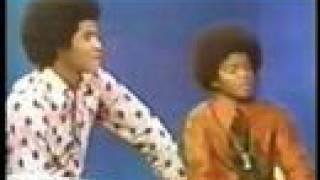Jackson 5-Robert Abernethy Interview 1972