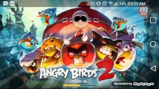 Angry bird2 Gamplay #1