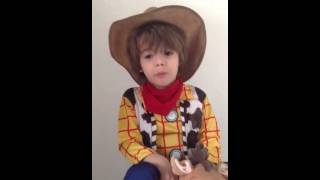 Vamos achar o Woody do Mati