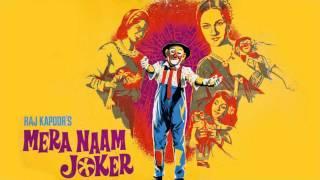 Kaate Na Kate Raina | Mera Naam Joker | Hindi Film Song | Asha Bhosle & Manna Dey