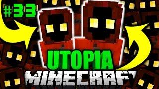 IM REICH der 10.000 AUGEN?! - Minecraft Utopia #033 [Deutsch/HD]
