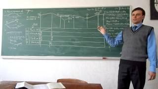 Проектируем красную линию продольного профиля автомобильной дороги 17.04.14 Дм-11