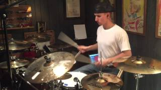 Our God By Chris Tomlin - Drum Cover - Chris Stupak