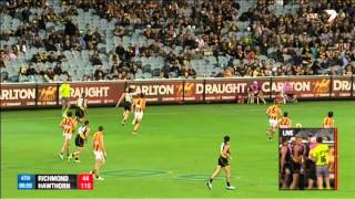 Gibson on report - AFL
