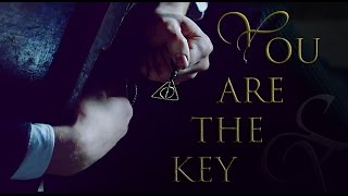 you're the key | fantastic beasts [credence]