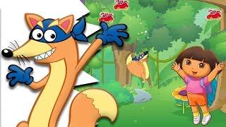 Swiper the Explorer   Dora the Explorer Adventure Game for kids