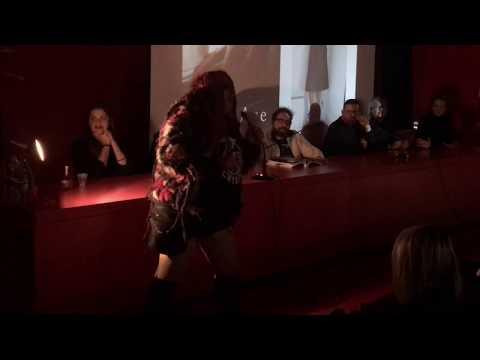 Xxx Mp4 Helena Velena Presenta FLEWID TRANSGENDER HI FASHION Glossy Magazine Vol 2 Al MACRO 3gp Sex