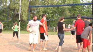 Twin Cities Inter-Church Fellowship Group Volleyball @ Central Park