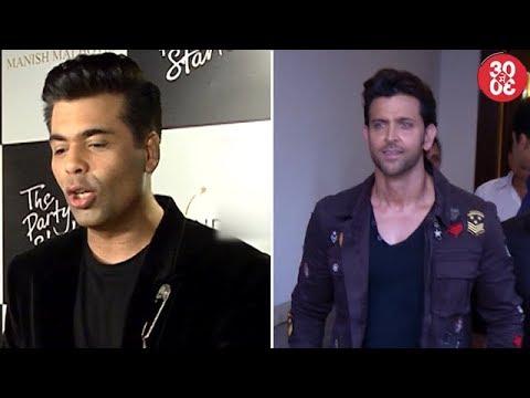 Karan, Sooraj Attend Manish Malhotra's Party | Hrithik: Don't Support Me, Don't Take Sides